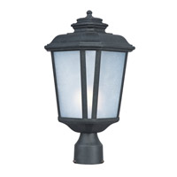 Radcliffe 1 Light 18 inch Black Oxide Outdoor Post