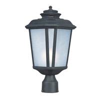 Maxim 3340WFBO Radcliffe 1 Light 18 inch Black Oxide Outdoor Post