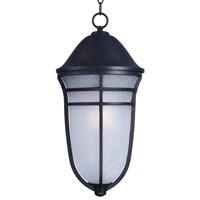 Maxim 34207WPAT Westport DC 1 Light 11 inch Artesian Bronze Outdoor Hanging Lantern