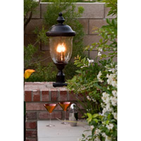 Maxim Lighting Carriage House DC 2 Light Outdoor Wall Mount in Oriental Bronze 3423WGOB alternative photo thumbnail