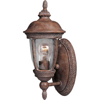 Maxim Lighting Knob Hill DC 1 Light Outdoor Wall Mount in Sienna 3462CDSE
