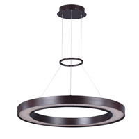 Splendor LED LED 32 inch Bronze Foyer Pendant Ceiling Light