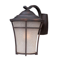 Maxim Lighting Balboa DC 1 Light Outdoor Wall Mount in Copper Oxide 3804LACO