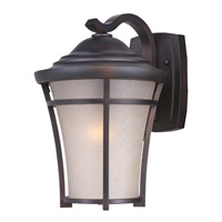 Maxim Lighting Balboa DC 1 Light Outdoor Wall Mount in Copper Oxide 3806LACO
