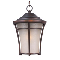 Maxim Lighting Balboa DC 1 Light Outdoor Hanging Lantern in Copper Oxide 3809LACO