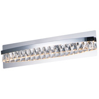 Maxim 38367BCPC Icycle LED 24 inch Polished Chrome Bath Vanity Wall Light