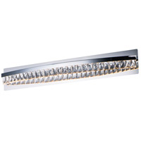 Maxim 38369BCPC Icycle LED 35 inch Polished Chrome Bath Vanity Wall Light