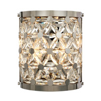 Maxim 39503BCPN Cassiopeia 2 Light 9 inch Polished Nickel Wall Sconce Wall Light