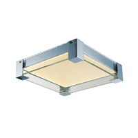 Vista LED 11 inch Polished Chrome Vanity Light Wall Light