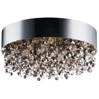 Maxim 39650MSKPC Mystic LED 16 inch Polished Chrome Flush Mount Ceiling Light