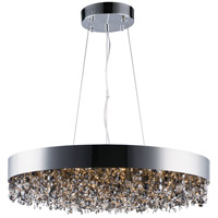 Maxim 39657MSKPC Mystic LED 30 inch Polished Chrome Single Pendant Ceiling Light