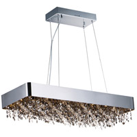 Maxim 39659MSKPC Mystic LED 32 inch Polished Chrome Linear Pendant Ceiling Light