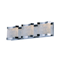 Curl LED LED 24 inch Polished Chrome Vanity Light Wall Light