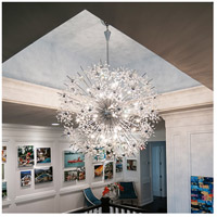 Maxim Lighting Starfire 40 Light Chandelier in Polished Chrome 39747BCPC alternative photo thumbnail