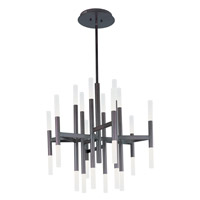 Pinnacle LED 34 inch Bronze Single-Tier Chandelier Ceiling Light
