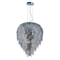 Maxim Vineyard Foyer Pendant in Polished Chrome 39768PC