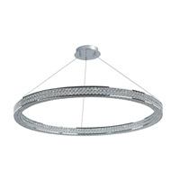 Maxim Eternity LED 1 Light Foyer Pendant in Polished Chrome 39774BCPC