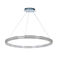 Maxim 39775BCPC Eternity LED 50 inch Polished Chrome Foyer Pendant Ceiling Light