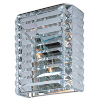 Maxim Lighting Manhattan 2 Light Wall Sconce in Polished Chrome 39783BCPC