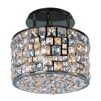 Maxim Lighting Fifth Avenue 6 Light Flush Mount in Luster Bronze 39791JCLB