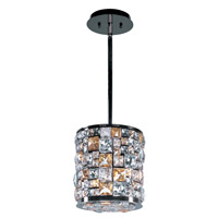 Fifth Avenue 3 Light 9 inch Luster Bronze Mini Pendant Ceiling Light