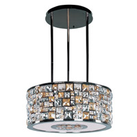 Maxim Lighting Fifth Avenue 8 Light Multi-Light Pendant in Luster Bronze 39796JCLB