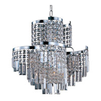 Maxim Lighting Belvedere 12 Light Pendant in Polished Chrome 39805BCPC