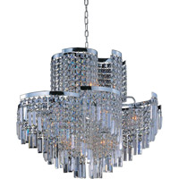 Belvedere 19 Light 31 inch Polished Chrome Pendant Ceiling Light