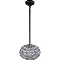 Maxim Lighting Glimmer 3 Light Pendant in Bronze 39877BCBZ