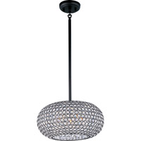 Maxim 39878BCBZ Glimmer 5 Light 15 inch Bronze Pendant Ceiling Light