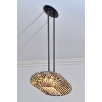 Maxim Lighting Glimmer 10 Light Island Pendant in Bronze 39880BCBZ alternative photo thumbnail
