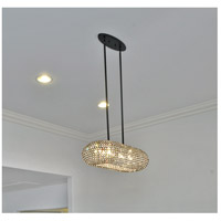 Maxim Lighting Glimmer 10 Light Island Pendant in Plated Silver 39880BCPS alternative photo thumbnail