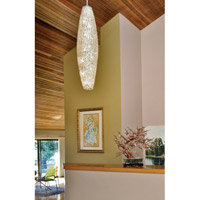 Maxim 39884BCPS Glimmer 12 Light 11 inch Plated Silver Pendant Ceiling Light alternative photo thumbnail