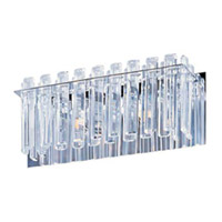 Maxim Lighting Facets 2 Light Bath Light in Polished Chrome 39912BCPC