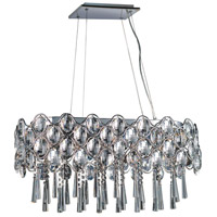 Jewel 19 Light 12 inch Polished Chrome Pendant Ceiling Light