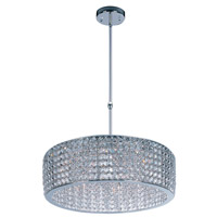 Maxim 39935BCPC Vision 12 Light 23 inch Polished Chrome Single Pendant Ceiling Light