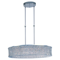 Vision 15 Light 12 inch Polished Chrome Single Pendant Ceiling Light