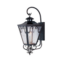 Maxim Lighting Cordoba Gas Outdoor Wall Mount in Oil Rubbed Bronze 39994CLOI