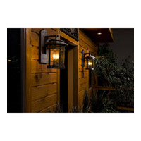 Maxim Lighting Santa Barbara VX 3 Light Outdoor Wall Mount in Sienna 40035CDSE alternative photo thumbnail