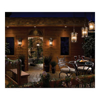 Maxim Lighting Santa Barbara VX 3 Light Outdoor Hanging Lantern in Sienna 40038CDSE alternative photo thumbnail