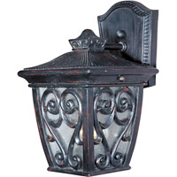 Maxim 40122CDOB Newbury VX 1 Light 9 inch Oriental Bronze Outdoor Wall Mount