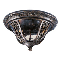 Maxim Lighting Montecito VX 2 Light Outdoor Ceiling Mount in Tortoise 40149WGTR
