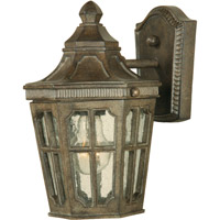 Maxim 40152CDSE Beacon Hill VX 1 Light 11 inch Sienna Outdoor Wall Mount