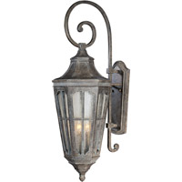 Maxim 40155CDSE Beacon Hill VX 3 Light 37 inch Sienna Outdoor Wall Mount