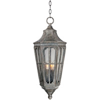 Maxim 40157CDSE Beacon Hill VX 3 Light 13 inch Sienna Outdoor Hanging Lantern