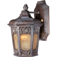 Lexington VX 1 Light 11 inch Colonial Umber Outdoor Wall Mount
