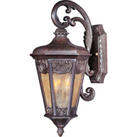 Lexington VX 2 Light 21 inch Colonial Umber Outdoor Wall Mount
