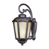 Maxim Lighting Pacific Heights VX 3 Light Outdoor Wall Mount in Mottled Leather 40195TLML