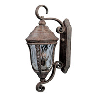 Maxim Lighting Whittier VX 3 Light Outdoor Wall Mount in Earth Tone 40208WGET