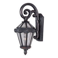 Maxim Lighting Essex VX 1 Light Outdoor Wall Mount in Oriental Bronze 40253CDOB photo thumbnail